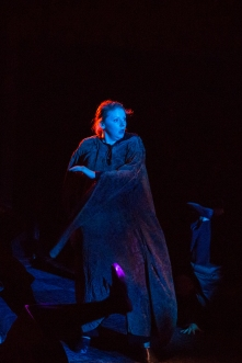 Doctor Faustus, Brave Spirits Theatre (photo credit Claire Kimball)